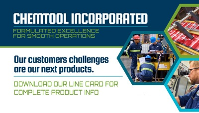 Chemtool Incorporated Global Line Card